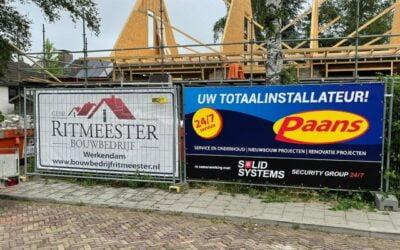 Totale woning in Dalem monteren