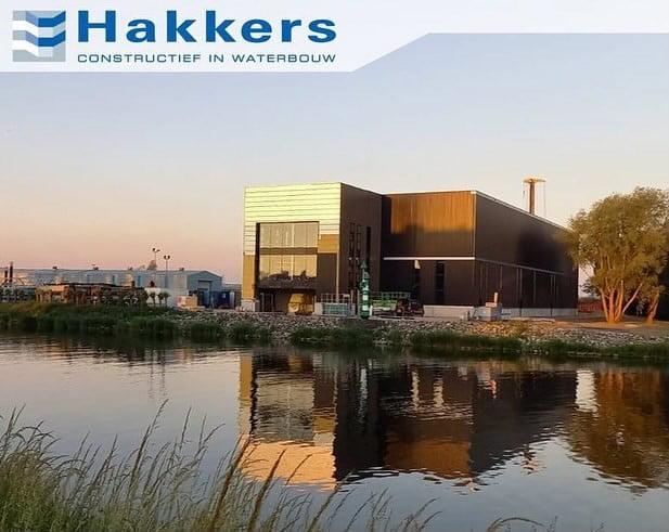 Nieuwbouw Staalhal Hakkers Werkendam